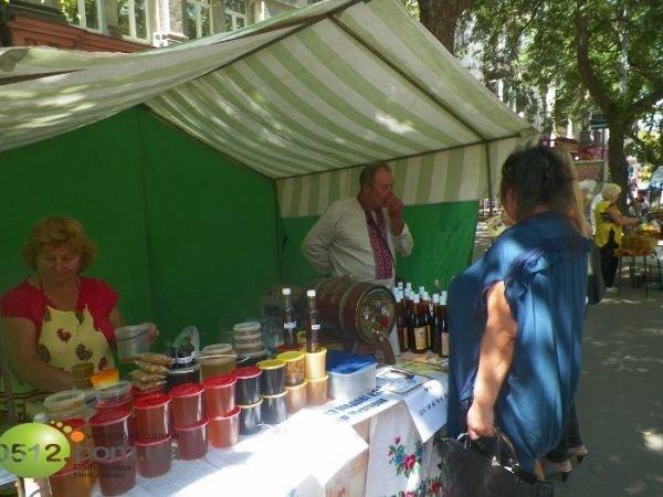 В Николаеве стартовала ярмарка меда и пчеловодства (ФОТО), фото-1