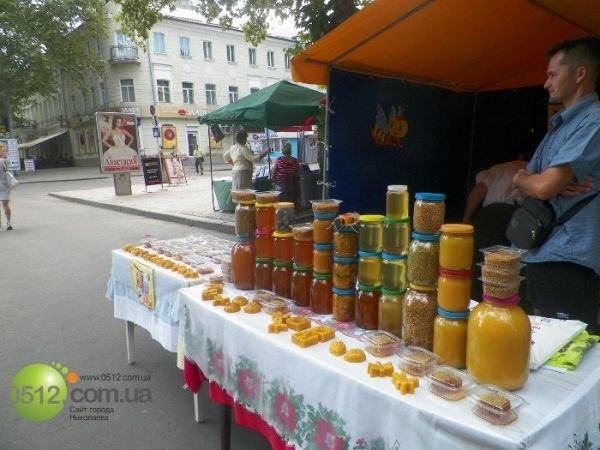 В Николаеве стартовала ярмарка меда и пчеловодства (ФОТО), фото-2