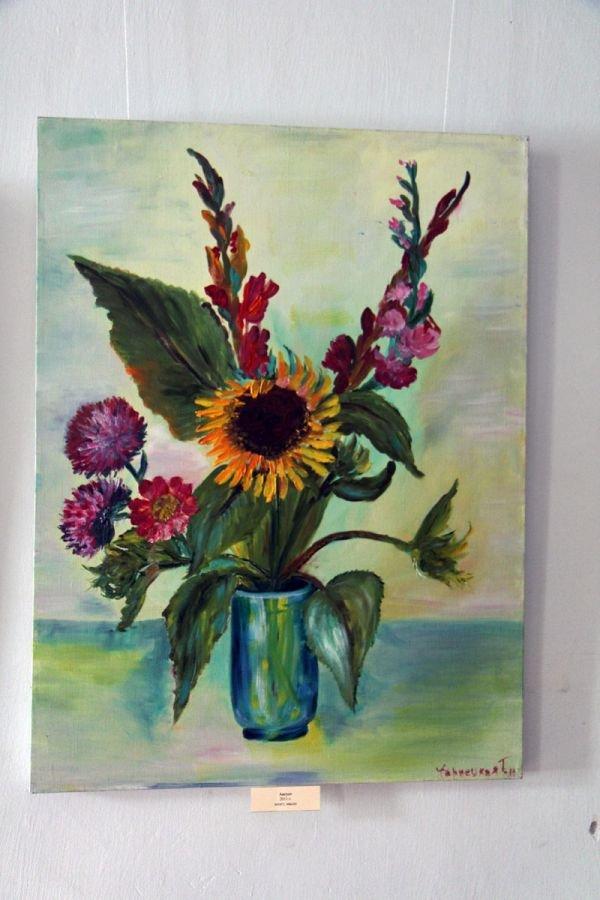 В Симферополе художница из Луганщины показала «Дорогу к себе» (фото), фото-2