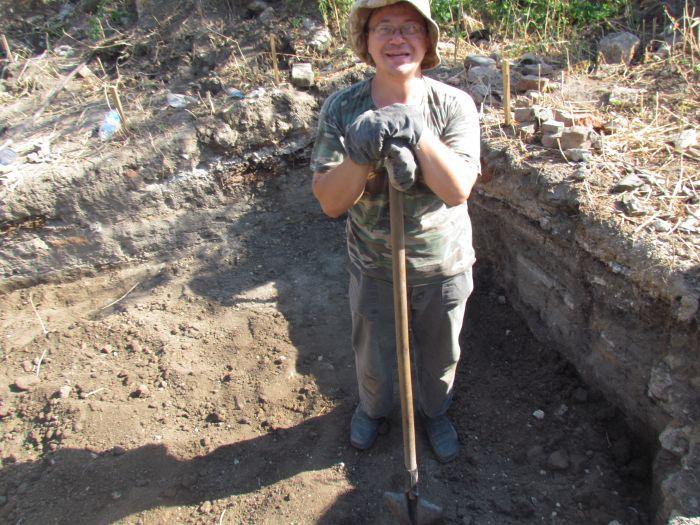 В  Мариуполе возобновлены раскопки старинной казацкой крепости (ФОТО), фото-5