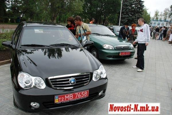 В Николаеве 6 инвалидов войны получили автомобили (ФОТО), фото-1