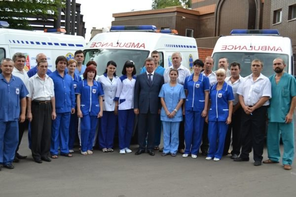 В Кривом Роге врачи «скорой помощи» пересядут на «Peugeot» (ФОТО), фото-2