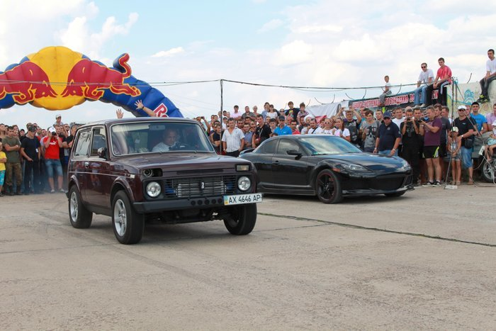 SUNRISE Drag Racing Open Air фестиваля в Мариуполе (Фотоотчет + результаты), фото-3