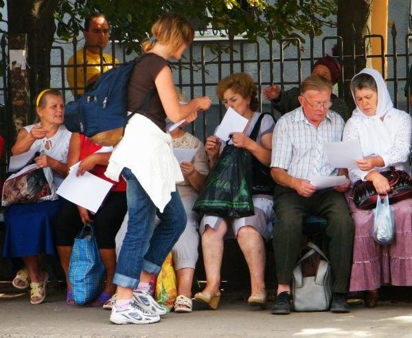 Кампания «Месть за раскол страны» в Горловке (ФОТО), фото-1