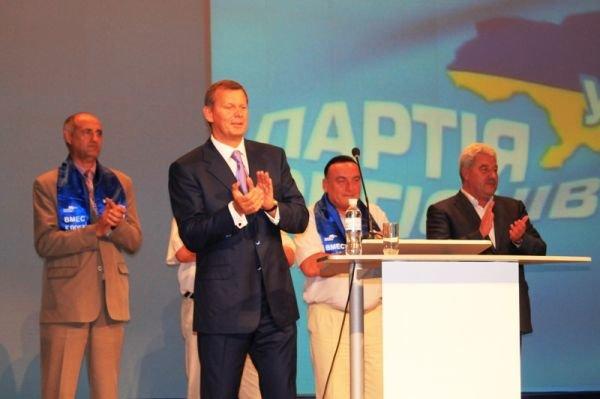 «Вместе к победе»: кандидат в народные депутаты Сергей Клюев представил артемовцам свою команду, фото-5