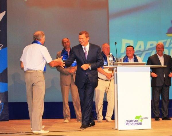 «Вместе к победе»: кандидат в народные депутаты Сергей Клюев представил артемовцам свою команду, фото-6