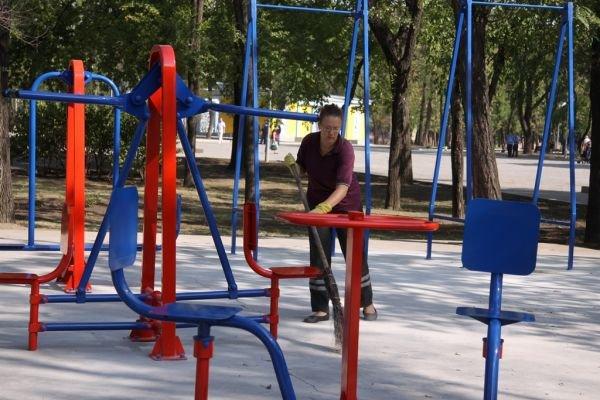 В Кривом Роге старый парк преобразили и переименовали (ФОТО), фото-3