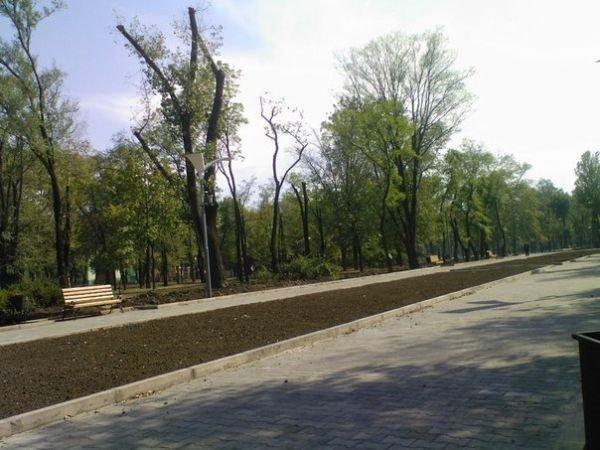 В Кривом Роге старый парк преобразили и переименовали (ФОТО), фото-5