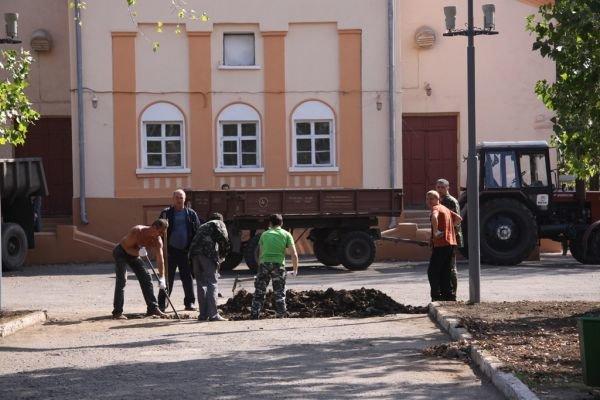 В Кривом Роге старый парк преобразили и переименовали (ФОТО), фото-1