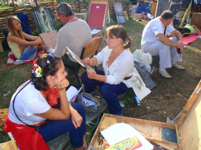 Мариупольские рукодельницы показали на Сорочинцах свой товар лицом (ФОТО), фото-2