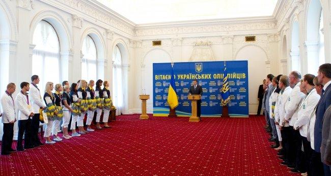 Янукович наградил мариупольских олимпийцев орденами (ФОТО), фото-1