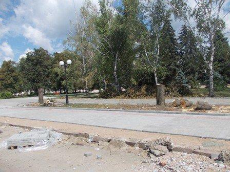 Реконструкцию сквера возле артемовского железнодорожного вокзала начнут только после Дня города, фото-6