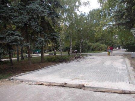 Реконструкцию сквера возле артемовского железнодорожного вокзала начнут только после Дня города, фото-7