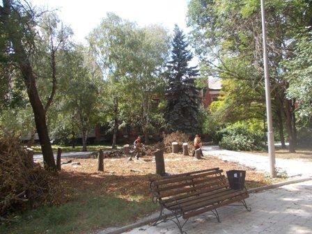 Реконструкцию сквера возле артемовского железнодорожного вокзала начнут только после Дня города, фото-8