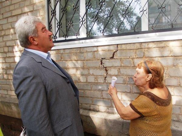 Артемовцы решили бороться с ЖЭКом с помощью городских властей и прокуратуры, фото-7