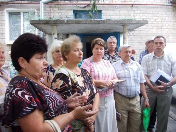 Артемовцы решили бороться с ЖЭКом с помощью городских властей и прокуратуры, фото-5