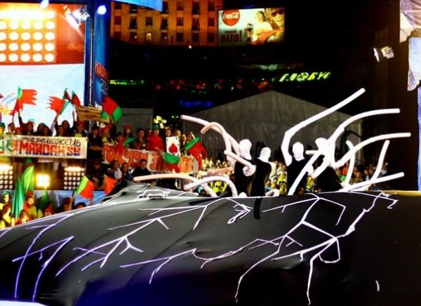 Криворожские майдан'sеры вернулись на родину и планируют провести в Кривом Роге флэшмоб (ОБНОВЛЕНО + ФОТО), фото-5