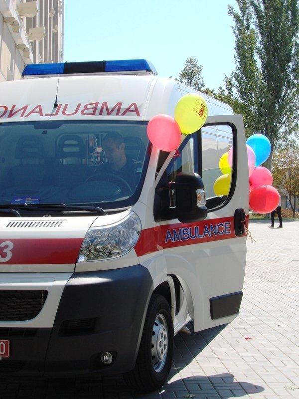 Артемовск получил новые современные реанимобили для «скорой» (ВИДЕО), фото-4