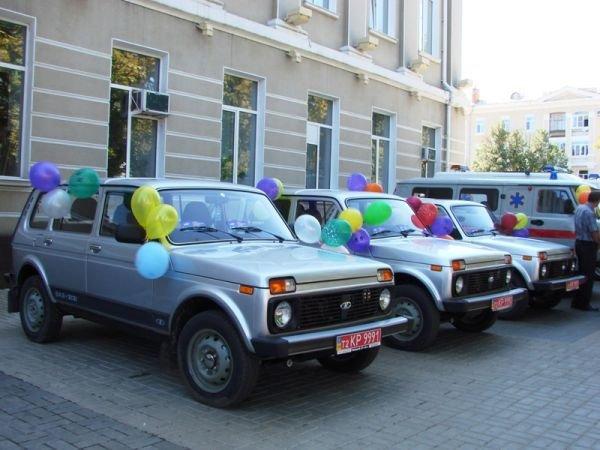 Артемовск получил новые современные реанимобили для «скорой» (ВИДЕО), фото-3