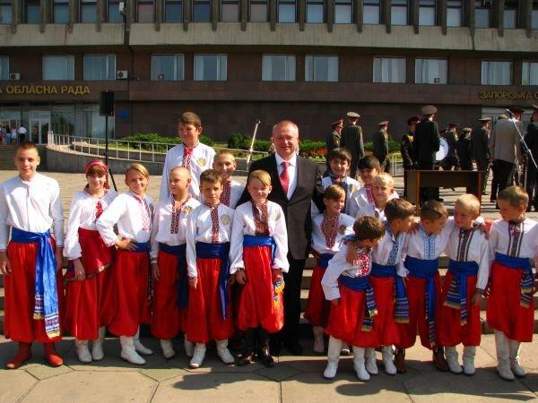 Запорожские дети хотят стать казаками и бизнесменами (ФОТО), фото-1