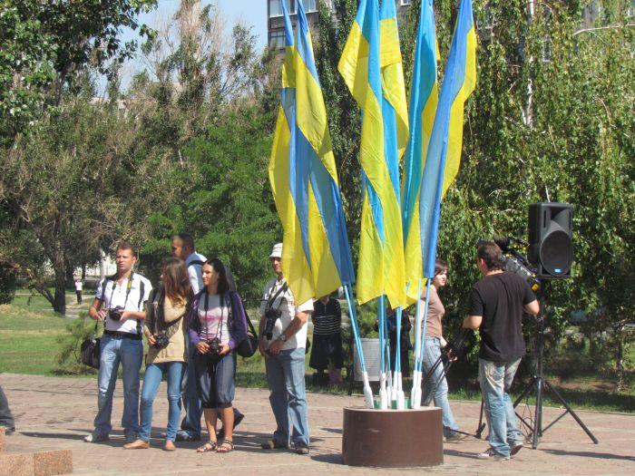 В Мариуполе отпраздновали День Независимости (ФОТО), фото-10