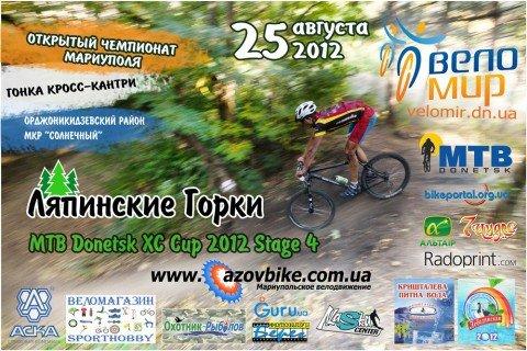 В Мариуполе пройдет чемпионат по велоспорту «Ляпинские горки», фото-1
