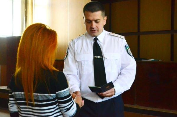В Димитрове торжественно вручили паспорта, фото-1