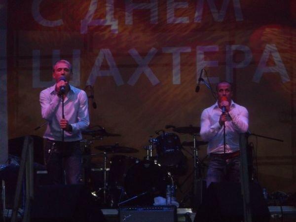 Хореографы команды Майдан's Коля и Жора выступили в Кривом Роге на концерте ко Дню Шахтера (ФОТО), фото-2