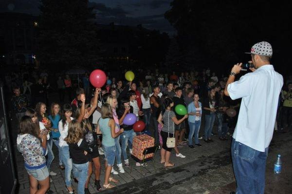 В Артемовске прошел благотворительный рэп-фестиваль, фото-2