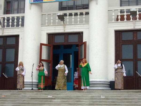 Артемовск: ко Дню независимости «Цветмет» поощрял жителей микрорайона, фото-6