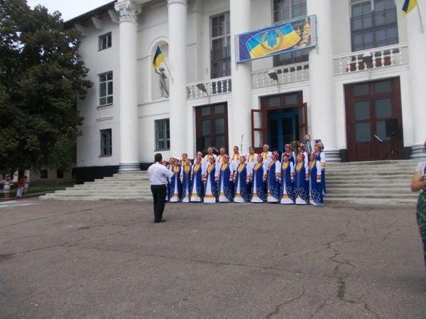 Артемовск: ко Дню независимости «Цветмет» поощрял жителей микрорайона, фото-5