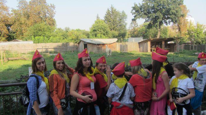 Первая театральная школа Мариуполя удивляет Киев!, фото-3