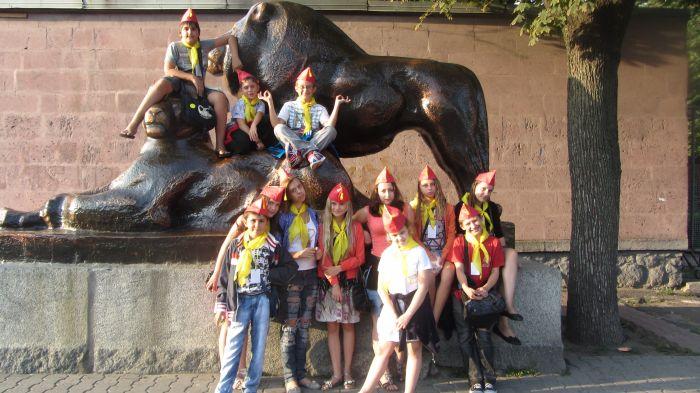 Первая театральная школа Мариуполя удивляет Киев!, фото-1