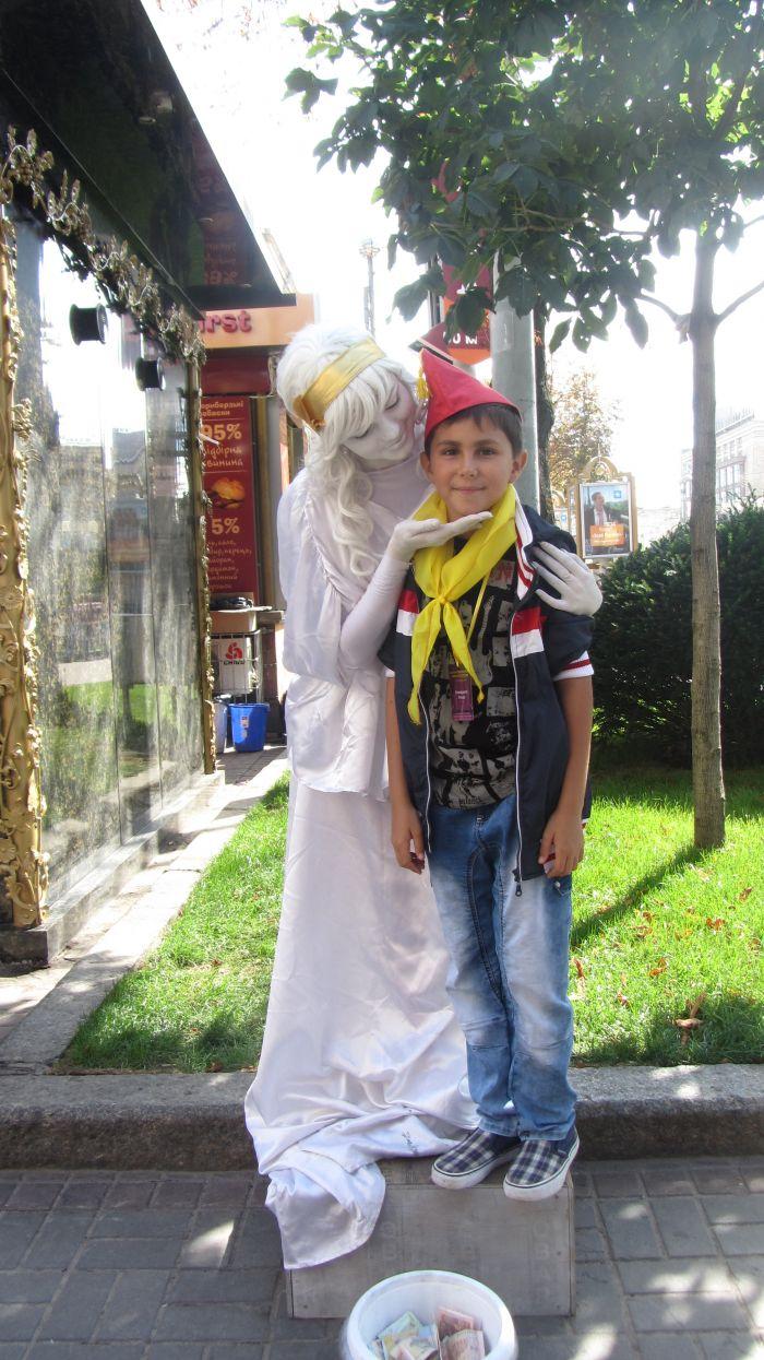 Первая театральная школа Мариуполя удивляет Киев!, фото-11