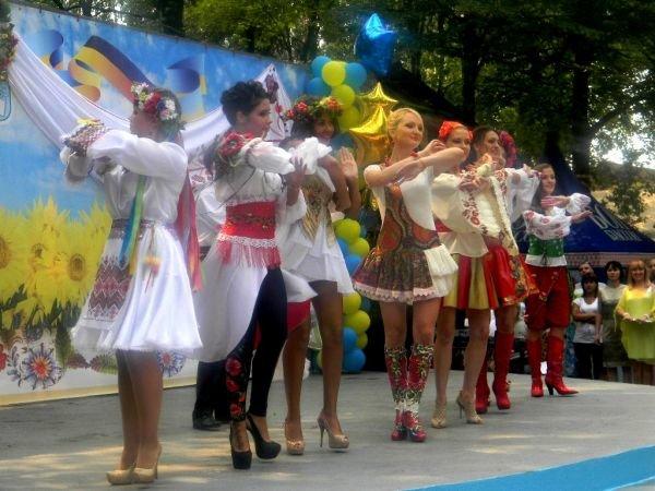 На День Независимости в Кривом Роге выбирали «Мисс Украиночку» (ФОТО), фото-4