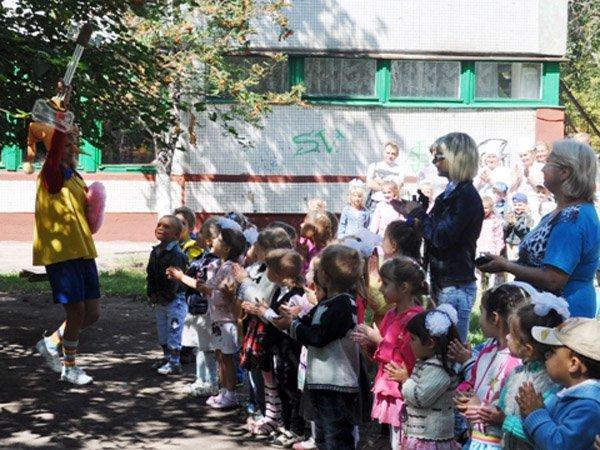В горловском детском саду №121 открылась дополнительная группа, фото-1