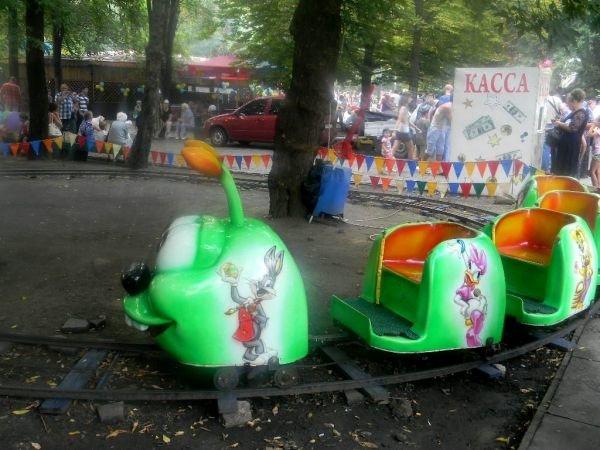 Как День Независимости по карману бьет, или Сколько стоит в Кривом Роге в парке погулять (ФОТО), фото-7