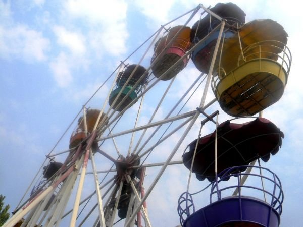 Как День Независимости по карману бьет, или Сколько стоит в Кривом Роге в парке погулять (ФОТО), фото-2