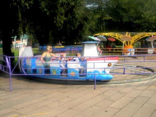 Как День Независимости по карману бьет, или Сколько стоит в Кривом Роге в парке погулять (ФОТО), фото-5