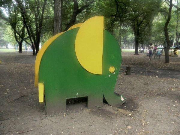 Как День Независимости по карману бьет, или Сколько стоит в Кривом Роге в парке погулять (ФОТО), фото-21