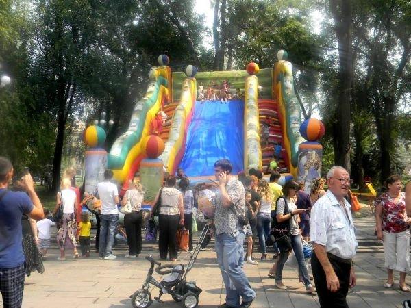 Как День Независимости по карману бьет, или Сколько стоит в Кривом Роге в парке погулять (ФОТО), фото-1