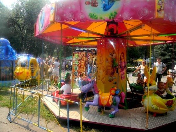 Как День Независимости по карману бьет, или Сколько стоит в Кривом Роге в парке погулять (ФОТО), фото-8