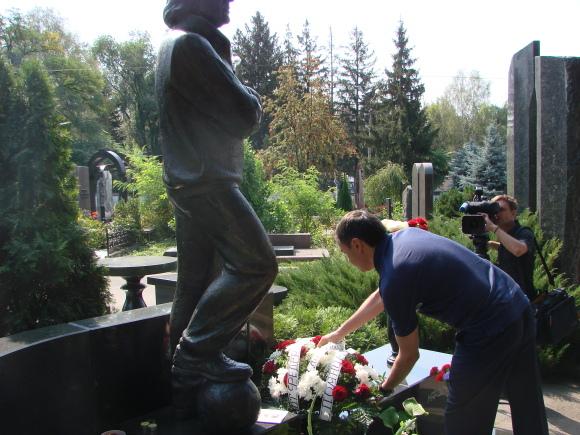 В Днепропетровске почтили память Евгения Кучеревского (ФОТО), фото-1