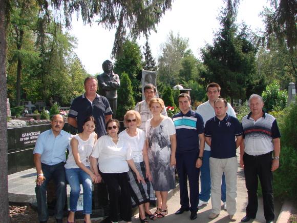 В Днепропетровске почтили память Евгения Кучеревского (ФОТО), фото-2