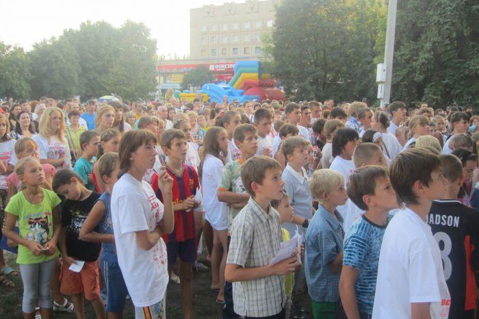 Мариупольские бегуны привезли из Славянска 11 наград и ноутбук (ФОТО), фото-1