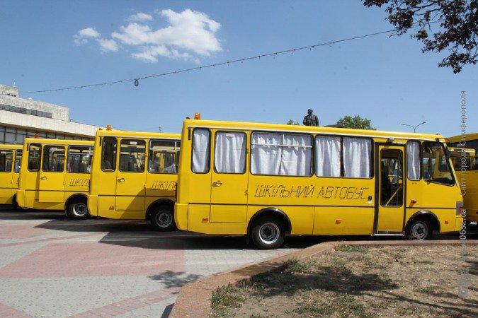 Могилев накануне учебного года раздал школам автобусы (фото), фото-1