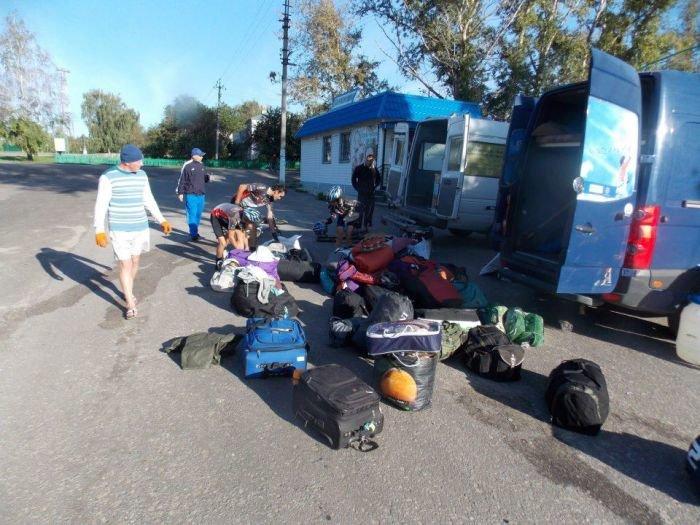 Сироты из Мариуполя колесят по дорогам России - за идею (ФОТО)  , фото-5