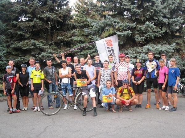 В Кривом Роге прошли соревнования по ВелоДрэгРейсингу (ФОТО), фото-2