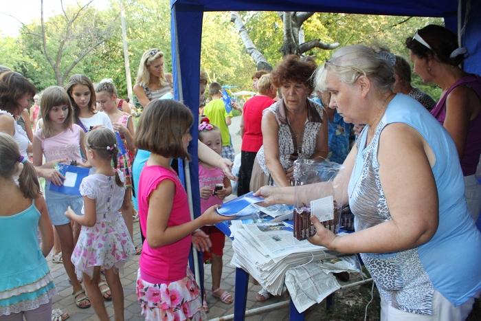 Мариупольская детвора весело и задорно проводила лето, фото-3