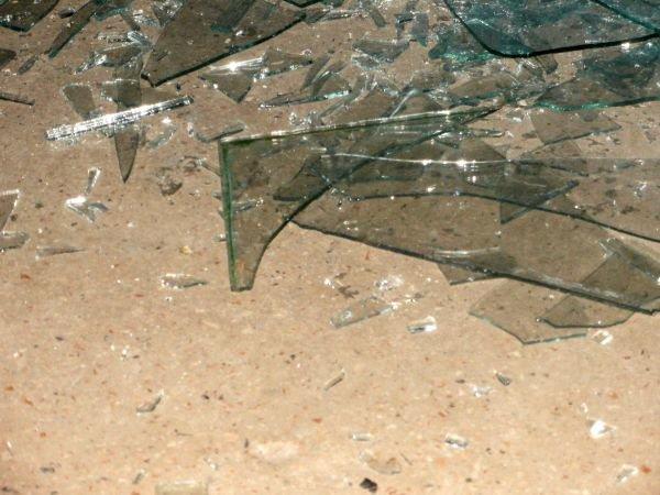 В Кривом Роге буря выбивает из окон стекла (ФОТО), фото-2